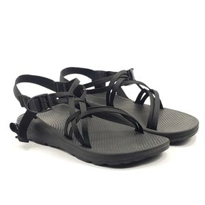 Chaco ZX/2 classic black hiking sport sandals
